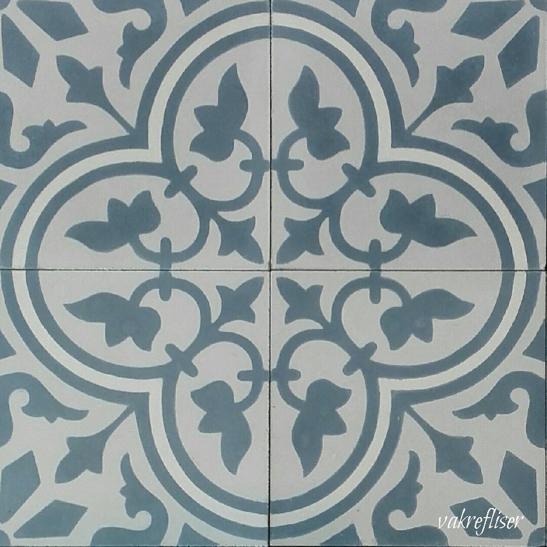 Marokkanske Fliser P? Kj?kken   arrangement