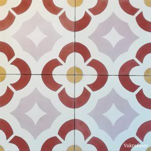 Marokko fliser